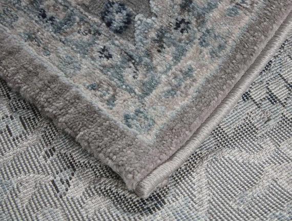 Orient Elian Halı - Gri - 160x225 cm