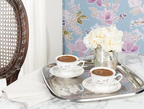 Clarice 2'li Kahve Fincan Takımı