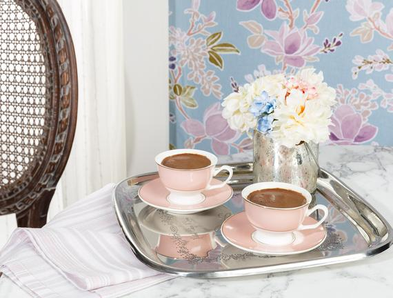 Briellen 2'li Kahve Fincan Takımı