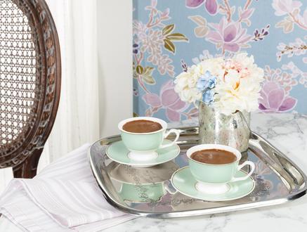 Burnice 2'li Kahve Fincan Takımı