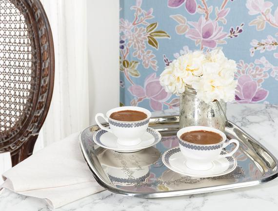 Aceline 2'li Kahve Fincan Takımı
