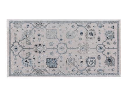 Orient Domitille Halı - Gri - 76x150 cm