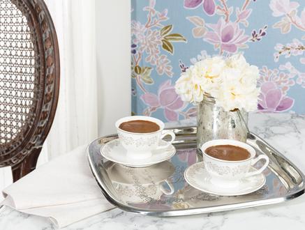 Allison 2'li Kahve Fincan Takımı