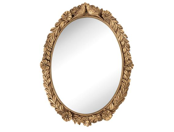 Romaine Ayna - Kahverengi - 38x50 cm