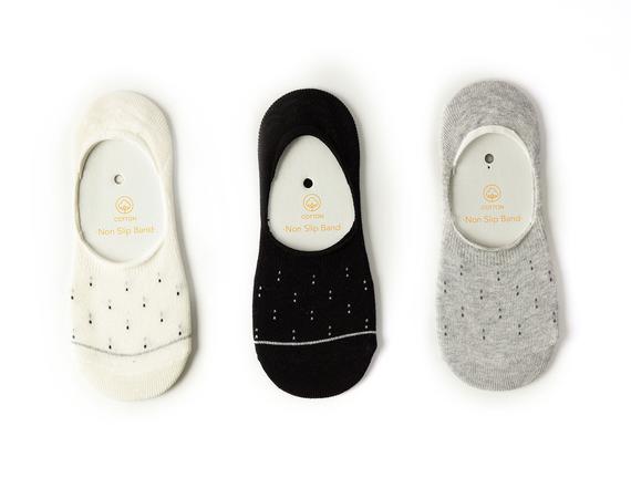 Mae Kadın 3'lü Babet Çorap