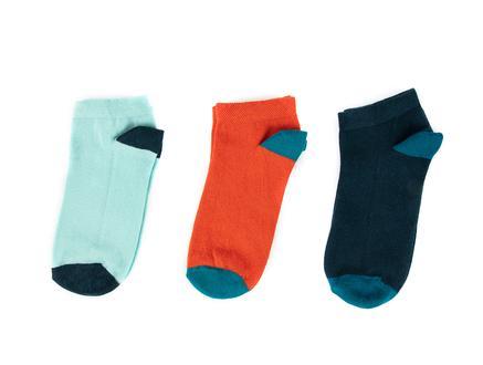 Fayette Kadın 3'lü Patik Çorap