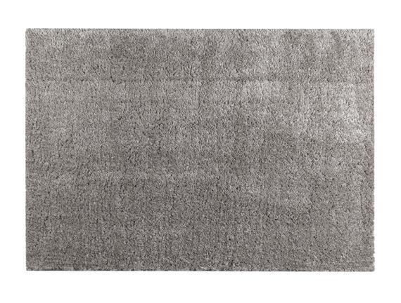 Remy Peluş Halı - Gri - 120x170 cm