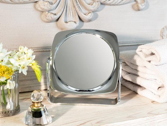 Ferca Glowy Makyaj Aynası - Platin