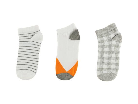 Destinee Kadın 3'lü Patik Çorap