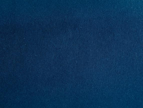 Angers King Size Plus Lastikli Penye Çarşaf - Lacivert