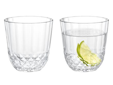 Brosse 4'lü Su Bardağı Seti - 320 ml