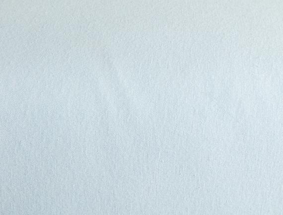 Angers  Tek Kişilik Lastikli Penye Çarşaf - Mavi