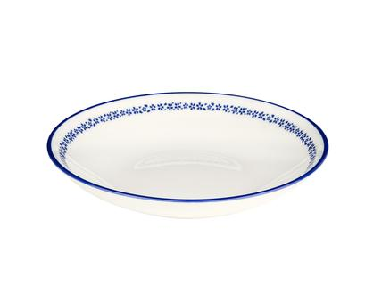 Rêve Bleu Joie Yemek Tabağı - Mavi - 22 cm