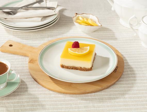 Burnice 4'lü Pasta Tabağı Seti