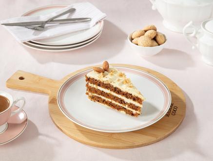 Briellen 4'lü Pasta Tabağı Seti
