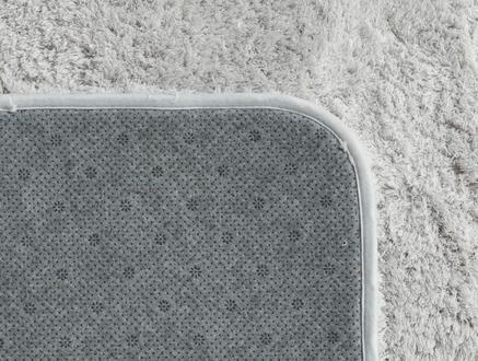 Sheep Banyo Paspası - Gri - 50x80+45x50 cm