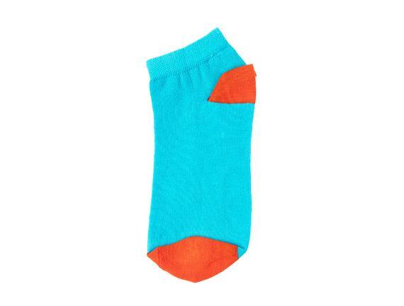 Francena Kadın 3'lü Patik Çorap - İndigo