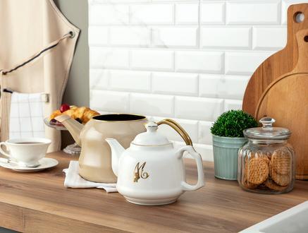 Giroud Çaydanlık - Toprak
