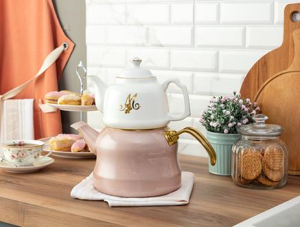 Giroud Çaydanlık - Pudra