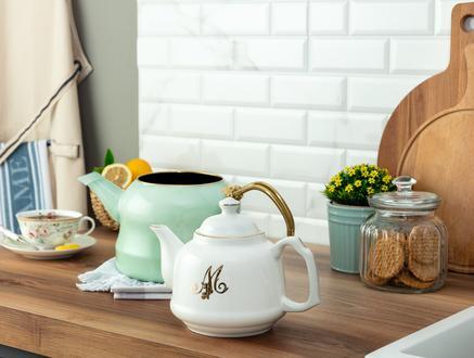 Giroud Çaydanlık - Mint Yeşili
