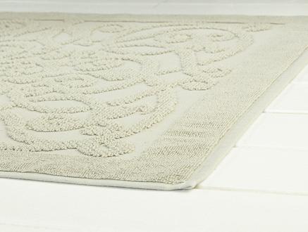 Berthe Ayak Havlusu - Mint Yeşili - 50x80 cm
